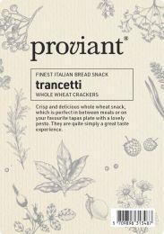 Proviant Trancetti crakers - Fuldkorn
