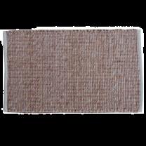 Pagunette ´Zambia´ måtte 50x80 cm - Orange