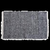 Pagunette ´Zambia´ måtte 50x80 cm - Grå
