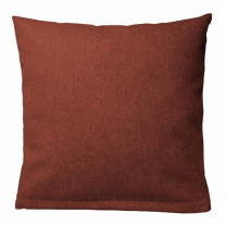 Pagunette ´Plain´ pyntepude i uld 45x45 cm - Orange