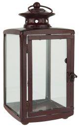 Ib Laursen lanterne - Mørkerød
