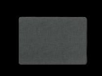 Juna dækkeserviet ´Nature´ 43x30 cm - Sort