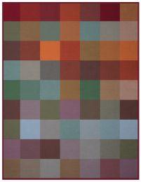 Biederlack ´Colour-woven´  plaid 150x200 cm - Multi