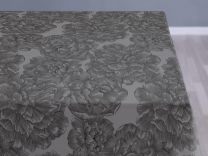 Södahl ´Modern rose´ Damaskdug 140x220 cm - Grå/ash