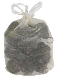 Ib laursen pose med 10 mini julekugler - Oliven/mat