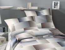 Joop ´Range´ Sengetøj 1350x200 cm - Stone shades