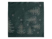 Södahl ´Winterland´ Papirservietter - Deep green