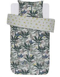 Covers & co ´Aylo´ juniorsengetøj 100x140 cm - Grøn