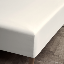 Juna ´Boxlagen´ 180x200x30 cm - Hvid
