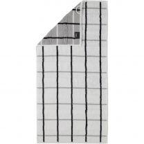 Cawö ´Noblesse interior - Square´ håndklæde 50x100 cm - Hvid