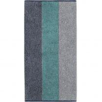 Cawö ´Polo´ håndklæde 50x100 cm - Navy