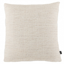 Pagunette ´Chanel´ pyntepude 45x45 cm - Hvid/off-white
