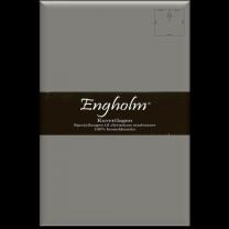 Engholm U80 - kuvertlagen i satin 180x200/25 cm - Grå.