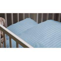 CASA Decor juniorsengesæt 100x140 cm - Lys blå