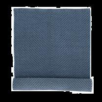 Pagunette ´Gabon´ måtte 70x200 cm - Blå