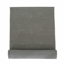 Pagunette ´Gabon´ måtte 70x200 cm - Grøn