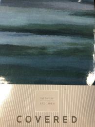 Covered Sengetøj ´Sky´ 135x200 cm - Blå/grøn