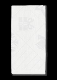 Juna ´Natale´ stofservietter 45x45 cm - Råhvid/4 stk