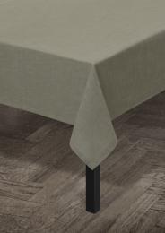 Juna ´Basic´ bomuldsdug 150x270 cm - Oliven grøn