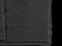 Juna ´Reflection´ håndklæde 70x140 cm - Sort