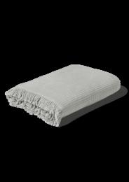 Juna ´View´ sengetæppe 240x260 cm - Grå