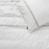 Juna ´Travel´ sengesæt 200x200 cm - Hvid