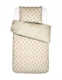 Covers & co ´Ladybug´ sengesæt 140x200 cm - Sart gul