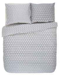 Esprit ´Mina´ sengesæt til dobbeltdyne 200x200 cm - Grå