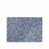 Juna dækkeserviet ´Paisley´ 43x30 cm - Blå