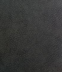 Munke-tex ´Monaco´ bordløber i imiteret skind 45x140 cm - Sort
