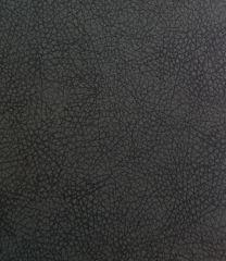 Munke-tex ´Monaco´ bordløber i imiteret skind 45x140 cm - Antracit