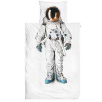 SNURK ´Astronaut´ sengetøj 140x200 cm