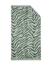 Essenza ´Belen´ strandlagen 100x180 - Grøn