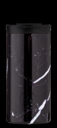 24Bottles ´Travel Tumbler´ Termokrus 600 ml - Black Marble