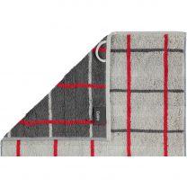 Cawö ´Noblesse interior - Square´ håndklæde 50x100 cm - Platin