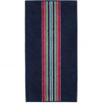 Cawö ´Opal´ håndklæde 50x100 cm - Navy