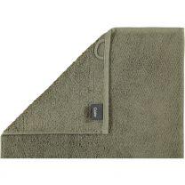 Cawö  ´Heritage´ gæstehåndklæde 30x50 cm - Khaki