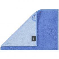 Cawö  ´Unique´ håndklæde  70x140 cm - Blå