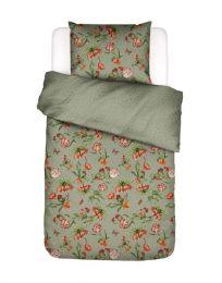 Essenza ´Femm´ sengesæt 140x220 cm - Rosemary green