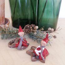 Madleys ´Doris´ på julekage