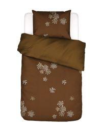 Essenza ´Lauren´ sengesæt 140x220 cm - Cinnamon/kanel