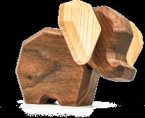 Fablewood ´Elefant´ trædyr - Lille