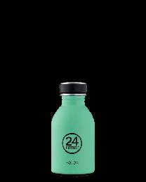 24Bottles ´Urban´ drikkeflaske 250 ml - Mint/stone finish