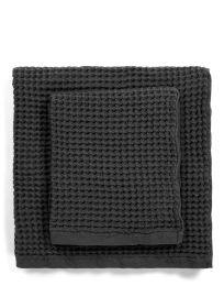 Marc O´Polo ´Mova´ håndklæde 50x100 cm - Antracit