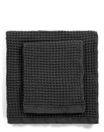 Marc O´Polo ´Mova´ håndklæde 70x140 cm - Antracit