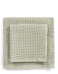 Marc O´Polo ´Mova´ håndklæde 50x100 cm - Lys grøn