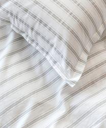 Boräs cotton ´Nano´ sengetøj 140x200 cm - Beige