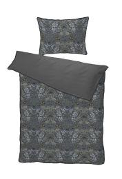 Boräs cotton ´Nova´ sengetøj 200x220 cm - Blå