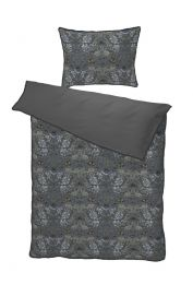 Boräs cotton ´Nova´ sengetøj 140x220 cm - Blå