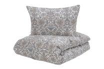 Boräs cotton ´Nova´ sengetøj 140x200 cm - Beige